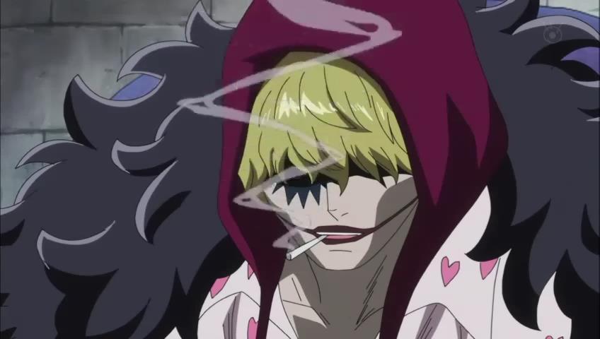 [繁]海賊王第702話-天龍人!多弗壯烈的過去!